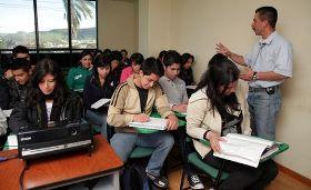 Las clases de nivelación tienen gran demanda en Cuenca