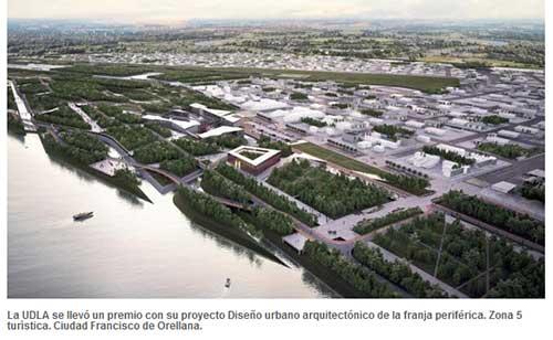 Siete universidades recibieron medalla de oro en la Bienal de Arquitectura de Quito