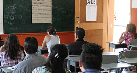 Lista de espera para cupos en universidades