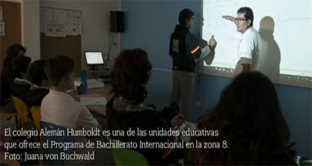 ¿En qué consiste el programa de Bachillerato Internacional?