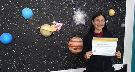 Club de Astronomía y Astrofísica Semillero de científicas